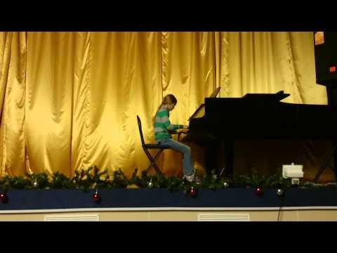 Бах Иоганн Себастьян - BWV 775 - Инвенция №4 (ре минор)