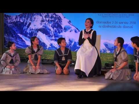 Do-re-mi In Thai From Sound Of Music (ดาว ณัฐภัสสร As Maria) video