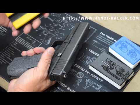 The Handi-Racker Pistol Racking Assistance Gadget - GunsAmerica Magazine