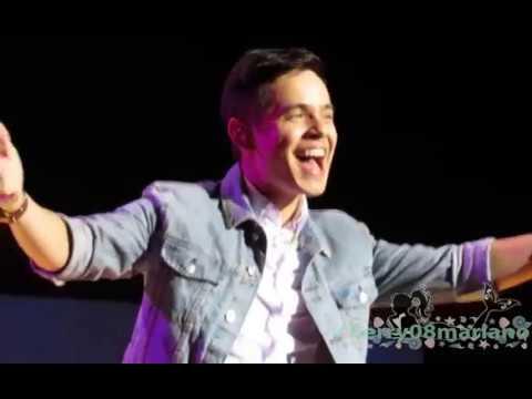RAINBOW - David Archuleta live in Manila [HD]