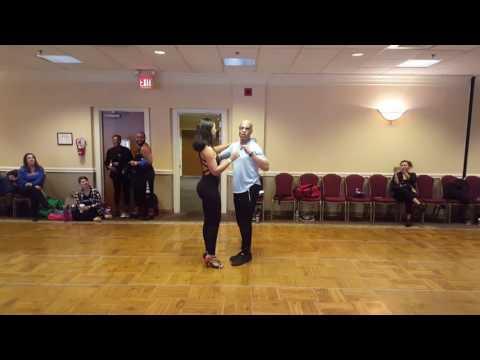 Bachata - Troy Anthony & Gabriela Caminos