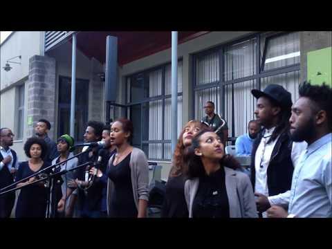 Merewa Choir Singing  Yvonne Chacka Chacka - Mamaland Motherland