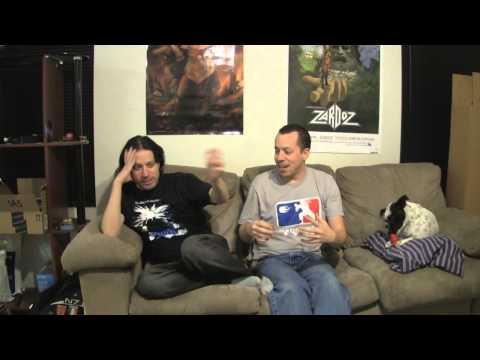 Vlog 10-23-13 - Noah  &  Miles See Escape Plan