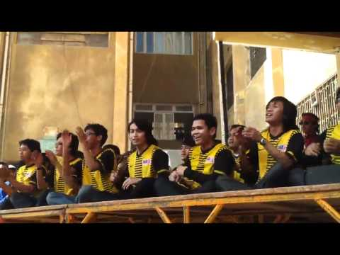 MECDay 2012 Zagazig University, Egypt - Dikir Barat (opening song) Music Videos