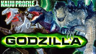Godzilla 1998 / Zilla KAIJU PROFILE 【wikizilla.org】