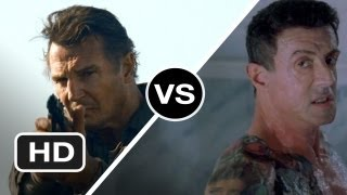Taken 2 - Taken 2 vs. Bullet To The Head - Which Action Movie Looks Better? HD Movie