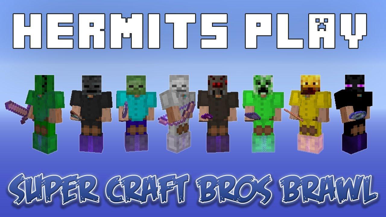 Hermits Play Super Craft Bros