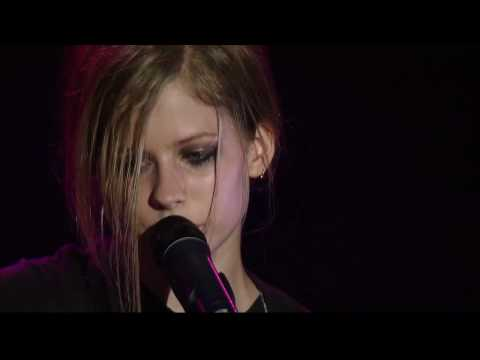 Avril Lavigne - Knockin On Heavens Door Live