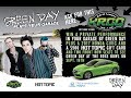 Green Day Plays Your Garage: Win a Private Performance, Front Row Tickets + 2017 Honda Civic