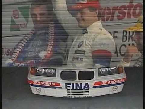 Season review of the 1993 British Touring Car Championship: Rounds 1 and 2 - Silverstone and Donnington Park (European Grand Prix support race)