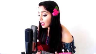 Stay With Me Sam Smith ukulele female cover 3 three chords