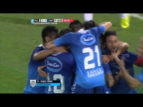 El Fortín igualó ante Atlético Rafaela
