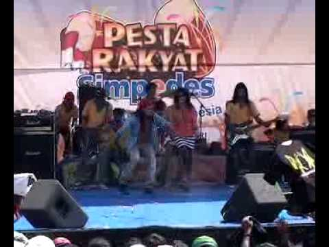 Agung J Ft Denis Arista Angge Orong Orong Om Serra video