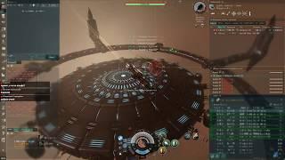 [RU] EVE Online это просто #068 Loki в C4 червоточине