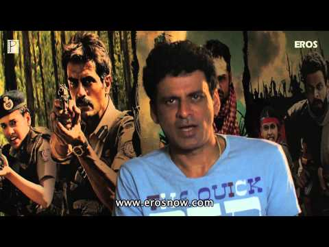 Manoj Bajpayee - Book Tickets For Chakravyuh