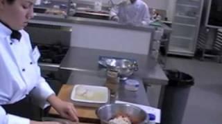 Chicken Dish Secondary School Large