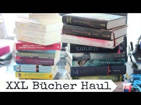RIESEN Bücher Haul - Rebuy, Amazon, Thalia (25 Bücher) Juli 2016