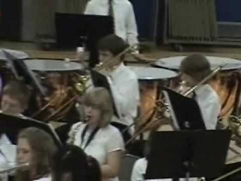 Pirates of the Caribbean; Trailridge Middle School Band