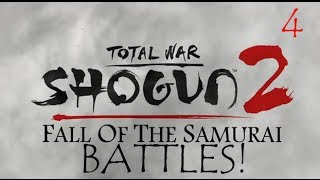 Total War SHOGUN 2 FOTS Battle #4