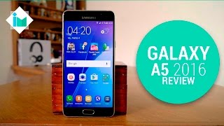 Samsung Galaxy A5 2016 - Review en español