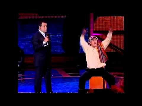 """Fernando Godoy """"El Indo"""" - Domingo Festival del Huaso 2011 HD thumbnail"""