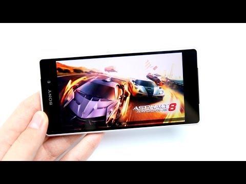 Sony Xperia Z2: Gaming & Spiele | SwagTab