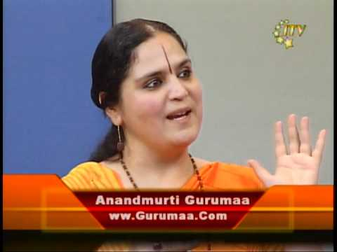 Shabd Star with Ashok Vyas Guest Gurumaa Anandmurti part 1