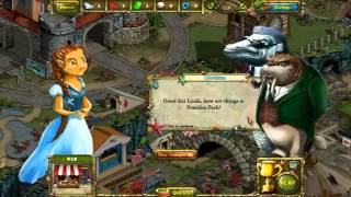 Tales of Lagoona 2  Peril at Poseidon Park  Gameplay HD