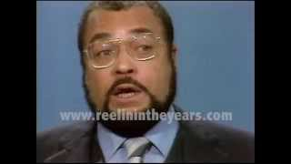 James Earl Jones Interview 1983 Brian Linehan's City Lights