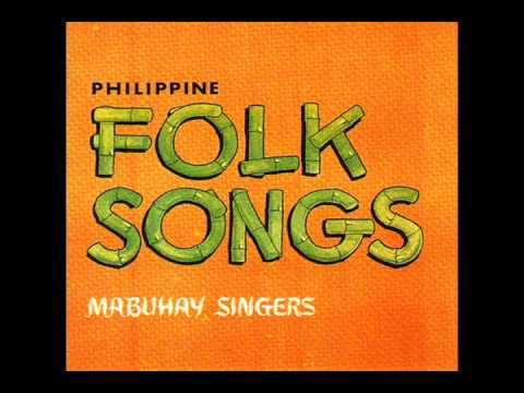 Mabuhay Singers - PHILIPPINE FOLK SONGS (Full Album)