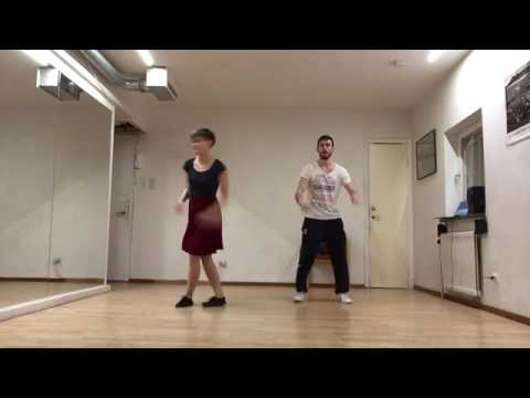 Lindy Routine to