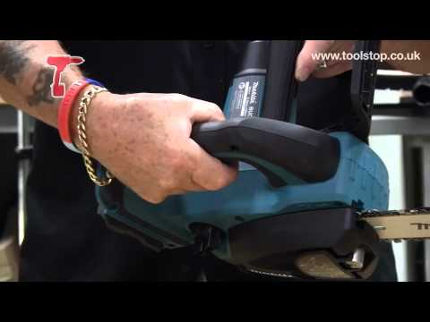 Makita BUC250RD 36V Cordless li-ion Chainsaw