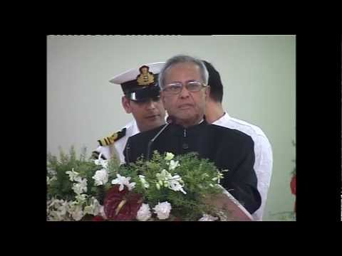 ISKCON NVCC, Pune Temple Inauguration Video, Chief Guest Shri Pranab Mukherjee (President of India)