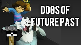 Reacting To: Dogs of Future Past Part 8 - English Dub (Undertale Comic Dub)