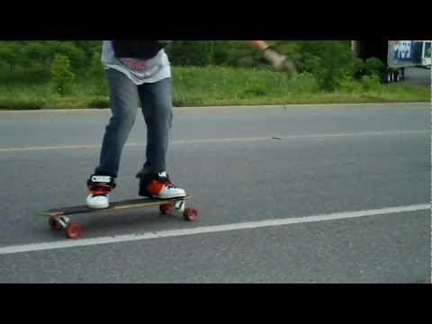Longboarding: Electric Relaxation