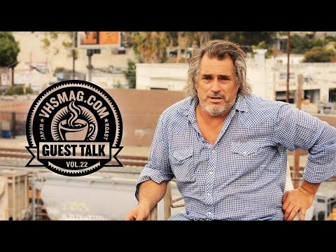 STEVE OLSON - GUEST TALK  [VHSMAG]
