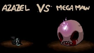 The Binding of Isaac - All Bosses - Mega Maw / Айзек - Все Боссы - Мега Мо