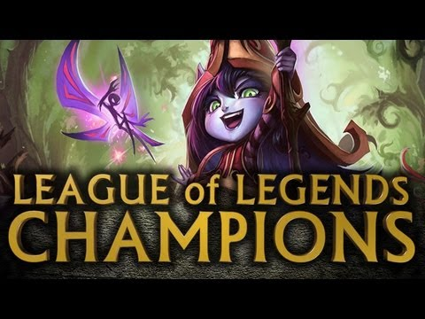 League of Legends Champions - Lulu Review & Guide (Ep.05)
