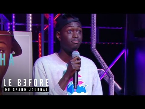 Sketch de Youssoupha Diaby Woop Gang Le Before du Grand Journal