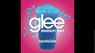 Watch Glee Cast Landslide video