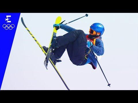 Freestyle Skiing | Men's Ski Slopestyle | Pyeongchang 2018 | Eurosport