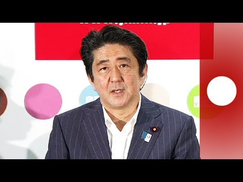 Japon: stabilité politique pour le Premier ministre Shinzo Abe