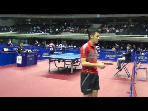Ricardo Villa(México) vs Timur Kelbuganov(Kazajistán)