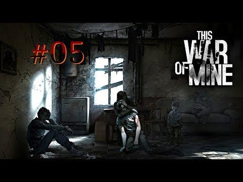 THIS WAR OF MINE #05 - DIE GEWISSENSBISSE!!  [Blind] Gameplay[Deutsch/German]