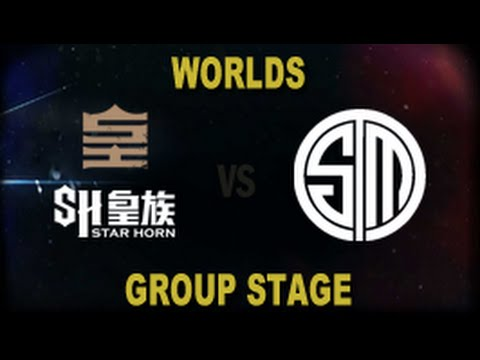 SHR vs TSM - 2014 World Championship Groups A and B D1G6
