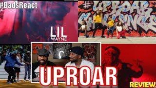 Dads React Uproar Official Music Audio X Lil Wayne Bye Bye Mumble Rap