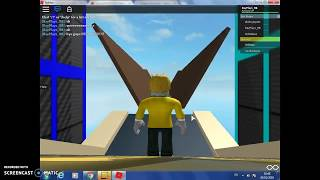 SLIDING 999 FEET!! I Roblox I