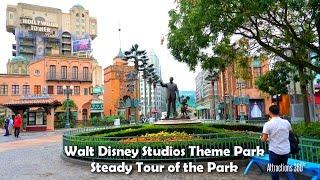 [Tour] Walt Disney Studios Theme Park Steady Tour at Disneyland Paris 2016