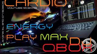 CARDIO MIX HARD IMPAK DJ QBOX XD FT youtube MC8448