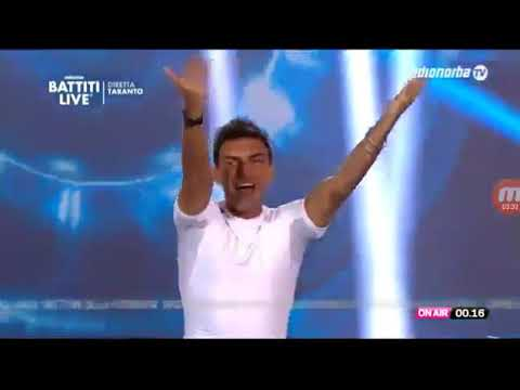 Gabry Ponte TU Battiti live 2017